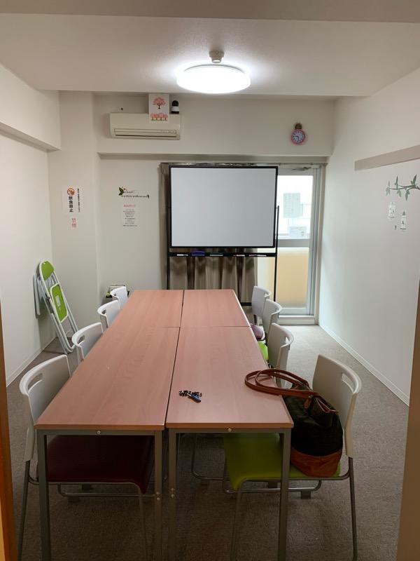 体験会会場のレンタル会議室
